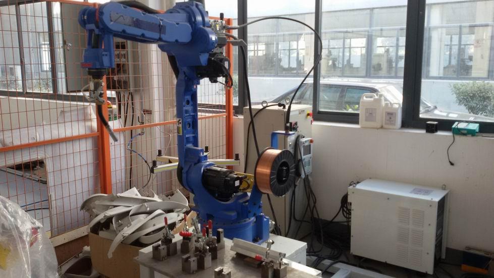 MA1400弧焊机器人